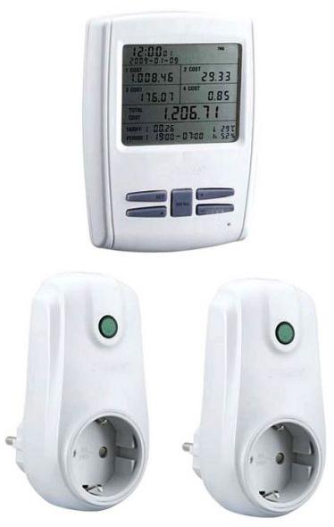 The FHT-9998 wireless watt-meter