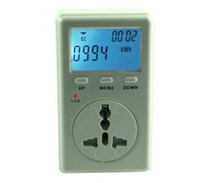 The D02A watt-meter I had looked much like this one